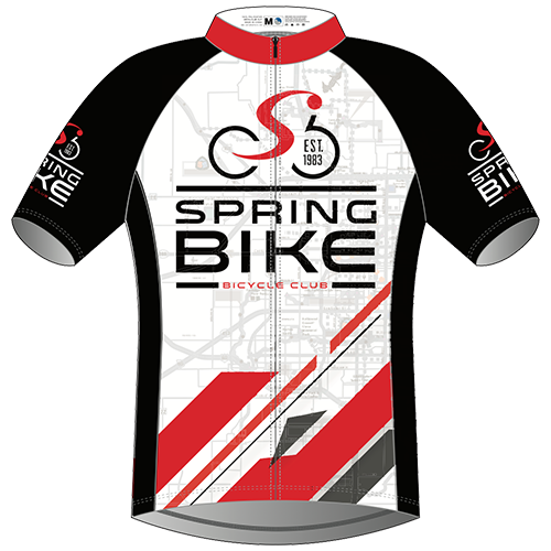 Springbike Club Jersey Deadline February 28th