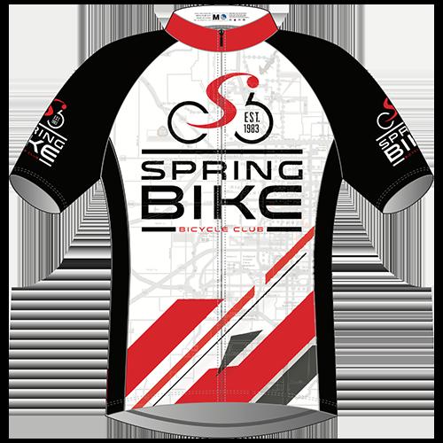 Springbike Club Jersey Deadline February 28th